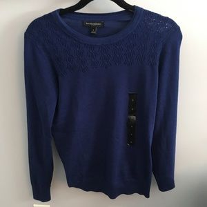 Blue Light Sweater